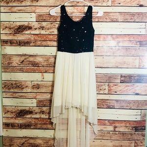 B. Darlin Hi-Low Dress